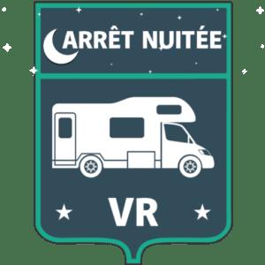 Logo d'Arrêt Nuitée VR