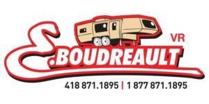 Logo de VR E.Boudreault